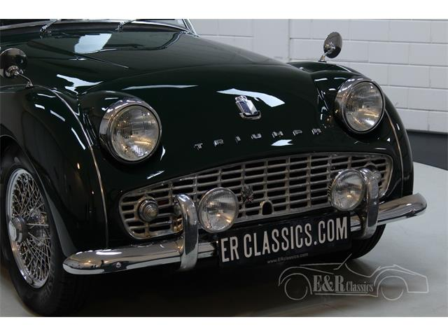 1960 Triumph TR3A (CC-1424763) for sale in Waalwijk, Noord Brabant