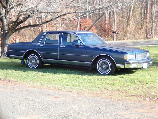 1989 Chevrolet Caprice (CC-1424765) for sale in Durham, Connecticut