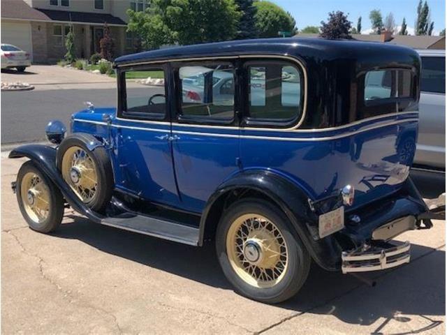 1931 Chevrolet Sedan (CC-1420477) for sale in Cadillac, Michigan