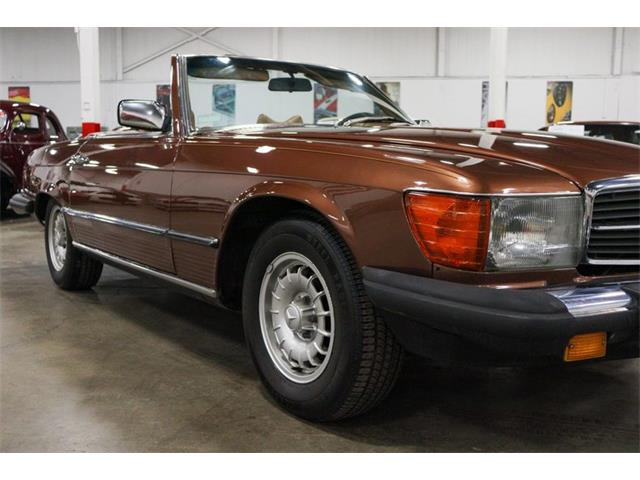 1977 Mercedes-Benz 450SL (CC-1424781) for sale in Kentwood, Michigan