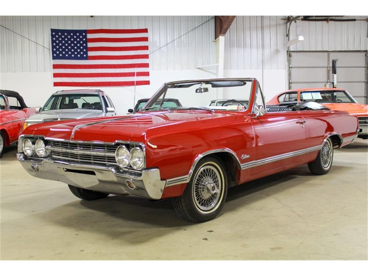 1965 Oldsmobile Cutlass (CC-1424783) for sale in Kentwood, Michigan