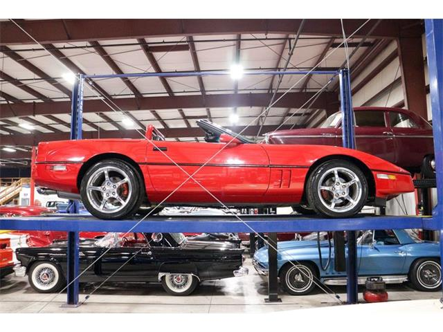 1987 Chevrolet Corvette (CC-1424784) for sale in Kentwood, Michigan