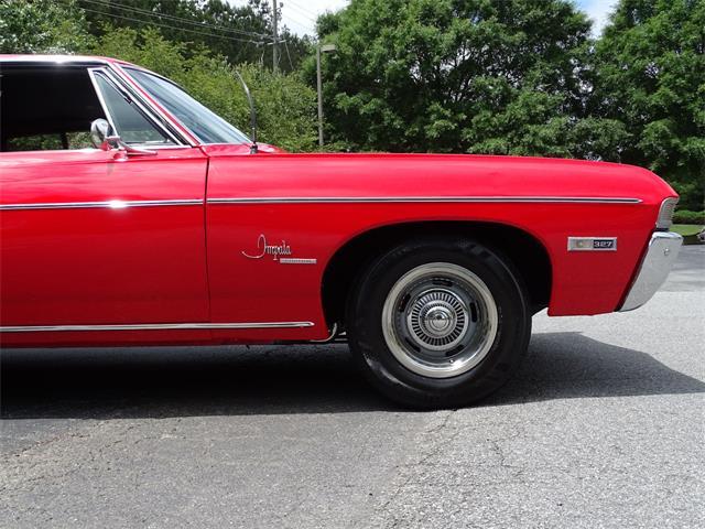 1968 Chevrolet Impala (CC-1424785) for sale in O'Fallon, Illinois