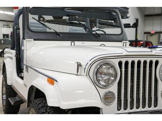 1982 Jeep CJ (CC-1424787) for sale in Kentwood, Michigan