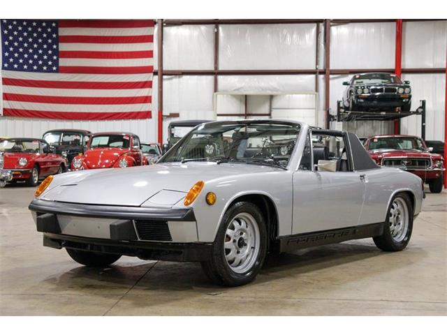1974 Porsche 914 (CC-1424788) for sale in Kentwood, Michigan