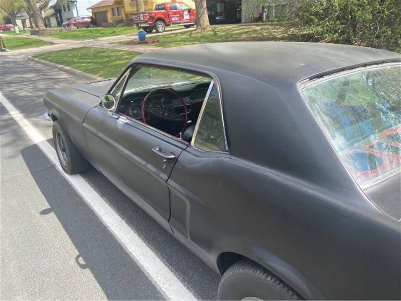 1968 Ford Mustang (CC-1420479) for sale in Cadillac, Michigan