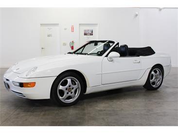 1994 Porsche 968 (CC-1424801) for sale in Fairfield, California