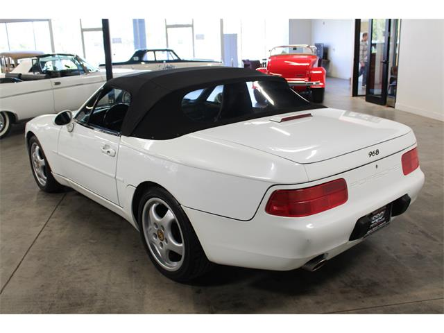 1994 Porsche 968 (CC-1424801) for sale in Fairfield, California