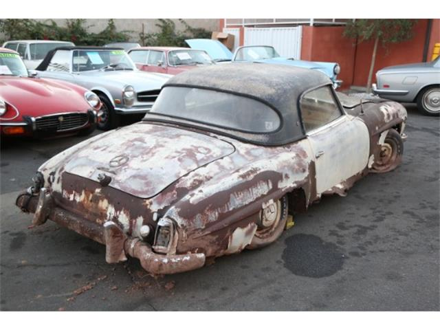 1959 Mercedes-Benz 190SL (CC-1424802) for sale in Beverly Hills, California
