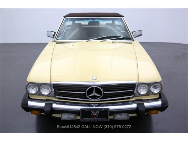 1986 Mercedes-Benz 560SL (CC-1424803) for sale in Beverly Hills, California