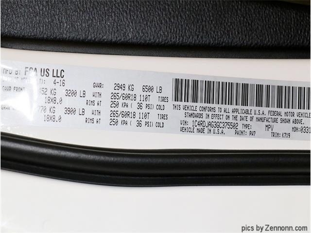 2016 Dodge Durango (CC-1424824) for sale in Addison, Illinois
