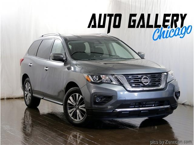 2019 Nissan Pathfinder (CC-1424825) for sale in Addison, Illinois