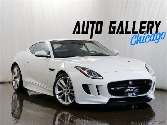 2017 Jaguar F-Type (CC-1424826) for sale in Addison, Illinois