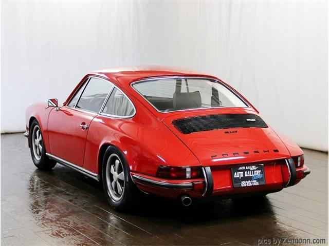 1973 Porsche 911T (CC-1424831) for sale in Addison, Illinois