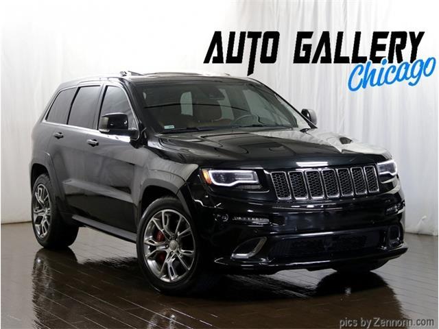 2014 Jeep Grand Cherokee (CC-1424836) for sale in Addison, Illinois