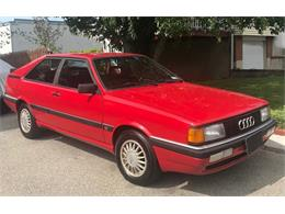 1986 Audi Coupe GT