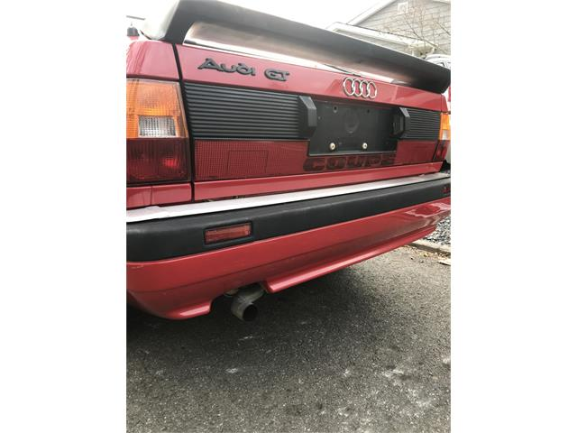 1986 Audi Coupe GT (CC-1424840) for sale in Yonkers, New York
