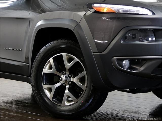 2014 Jeep Cherokee (CC-1424843) for sale in Addison, Illinois
