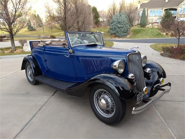 1933 Ford Cabriolet (CC-1424845) for sale in Farmington, Utah