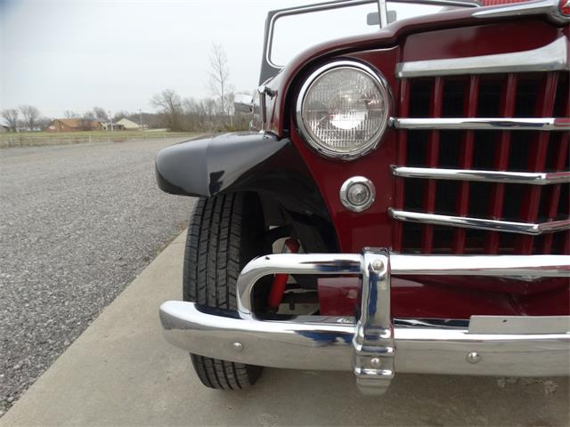 1950 Willys Jeep (CC-1424846) for sale in O'Fallon, Illinois