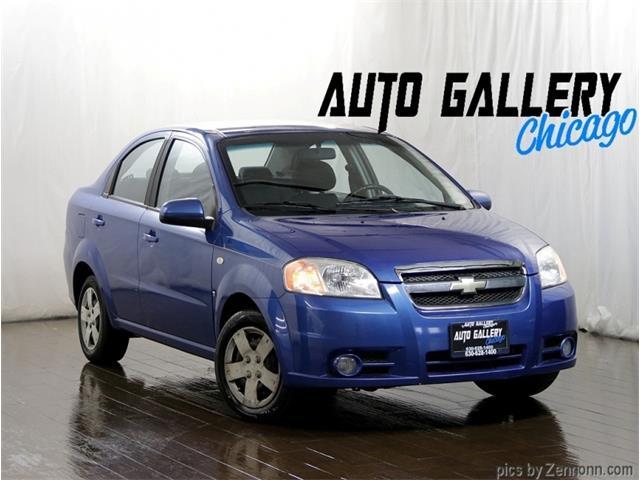 2008 Chevrolet Aveo (CC-1424849) for sale in Addison, Illinois