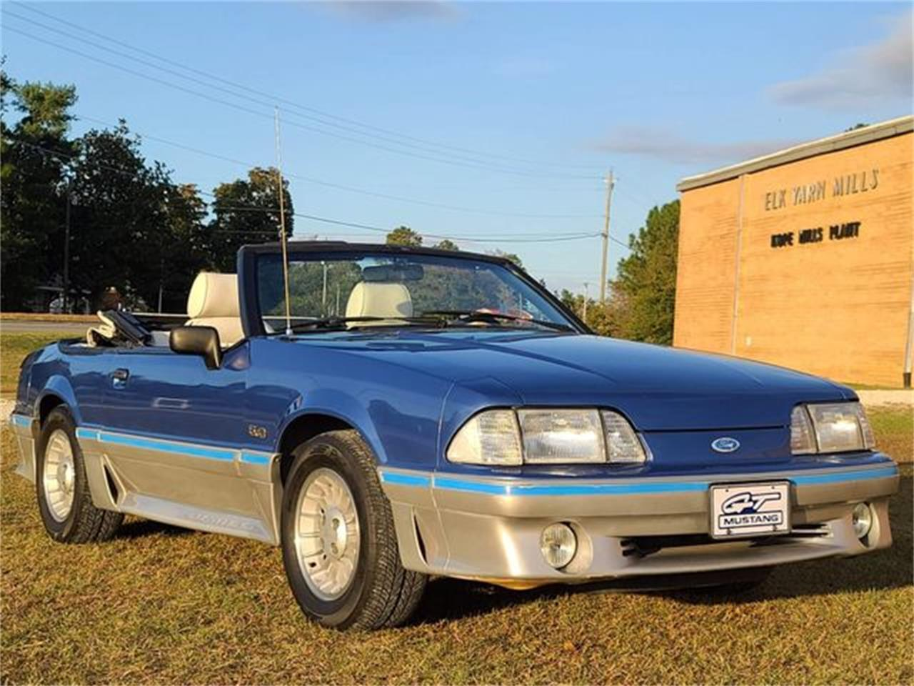1988 Ford Mustang (CC-1420485) for sale in Hope Mills, North Carolina