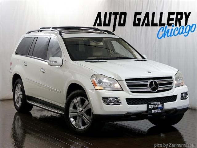 2008 Mercedes-Benz GL450 (CC-1424853) for sale in Addison, Illinois