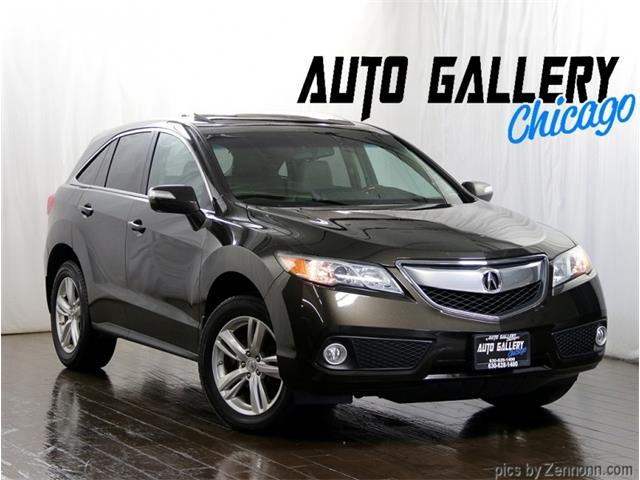2014 Acura RDX (CC-1424854) for sale in Addison, Illinois