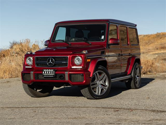 2015 Mercedes-Benz G-Class (CC-1424861) for sale in Kelowna, British Columbia