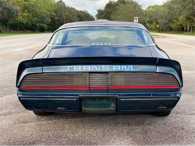 1979 Pontiac Firebird Trans Am (CC-1424864) for sale in Cadillac, Michigan