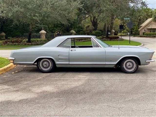 1964 Buick Riviera (CC-1424865) for sale in Cadillac, Michigan