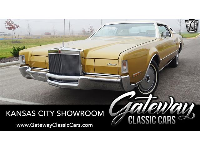 1972 Lincoln Continental Mark IV (CC-1420487) for sale in O'Fallon, Illinois