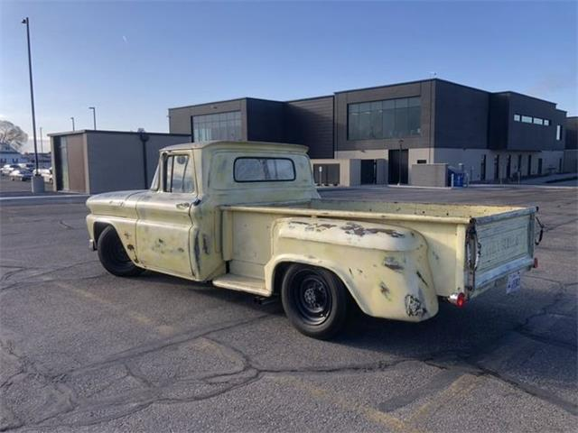 1961 Chevrolet C20 (CC-1424871) for sale in Cadillac, Michigan