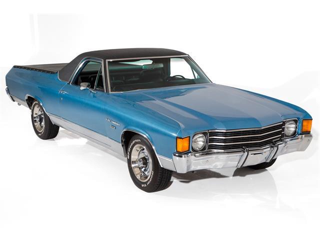 1972 Chevrolet El Camino (CC-1424873) for sale in Des Moines, Iowa