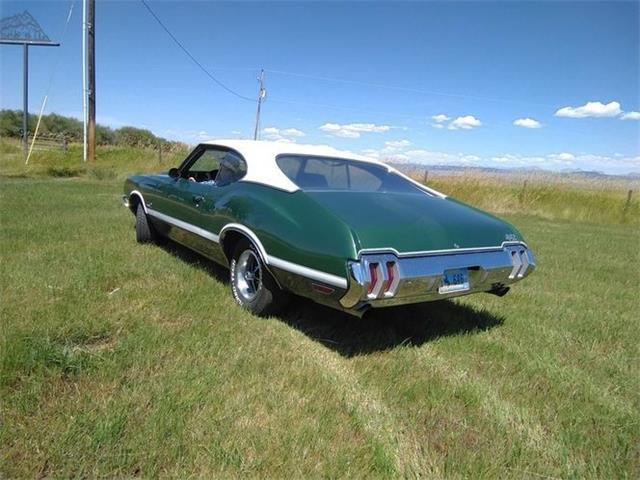 1970 Oldsmobile Cutlass (CC-1424876) for sale in Cadillac, Michigan