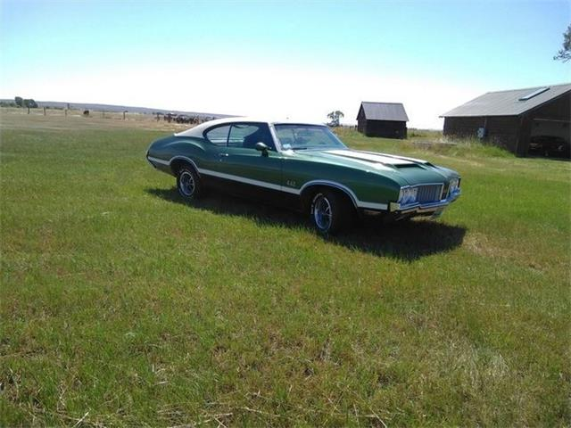 1970 Oldsmobile Cutlass (CC-1424876) for sale in Cadillac, Michigan