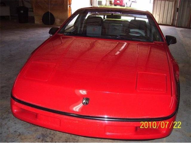 1988 Pontiac Fiero (CC-1424880) for sale in Cadillac, Michigan