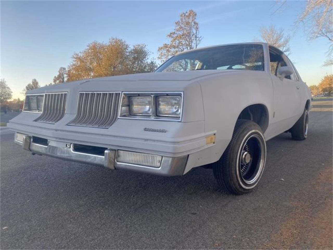 1982 Oldsmobile Cutlass (CC-1424882) for sale in Cadillac, Michigan