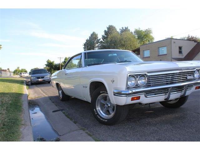 1966 Chevrolet Impala (CC-1424884) for sale in Cadillac, Michigan