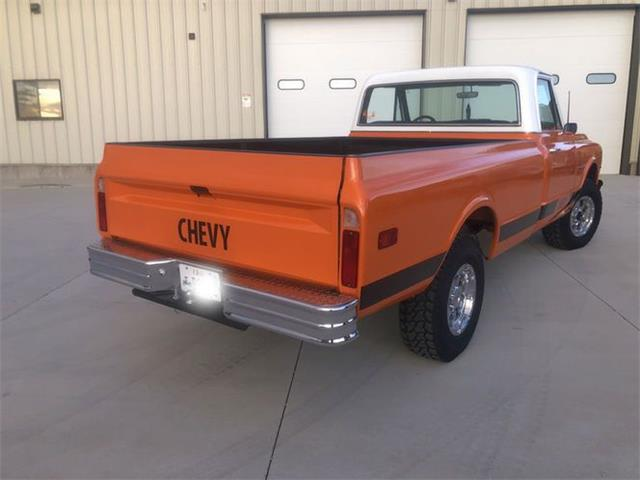 1971 Chevrolet C/K 1500 (CC-1424886) for sale in Cadillac, Michigan