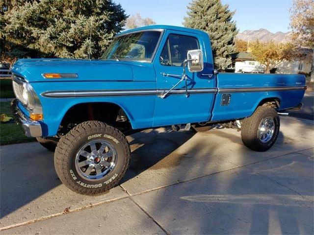 1970 Ford F250 (CC-1424888) for sale in Cadillac, Michigan