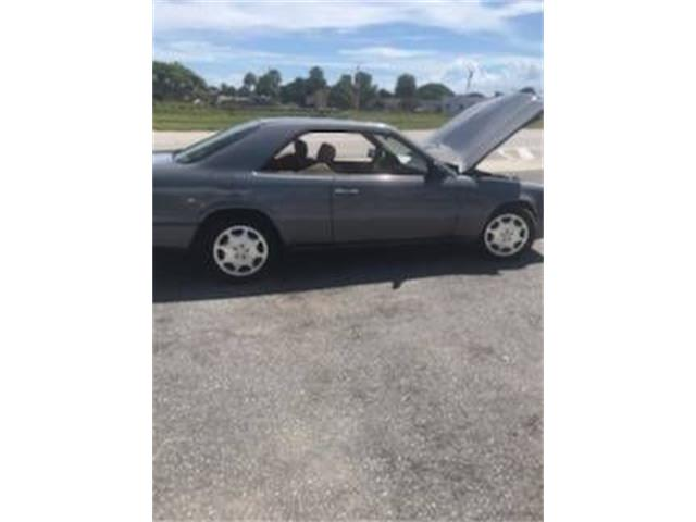 1990 Mercedes-Benz 300CE (CC-1424889) for sale in Cadillac, Michigan