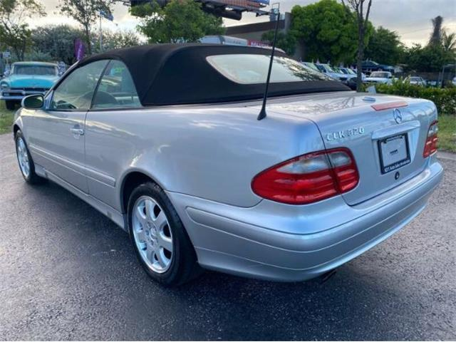 2000 Mercedes-Benz CLK320 (CC-1424891) for sale in Cadillac, Michigan
