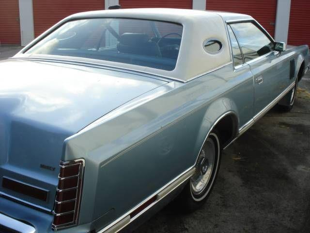 1979 Lincoln Continental (CC-1424893) for sale in Cadillac, Michigan