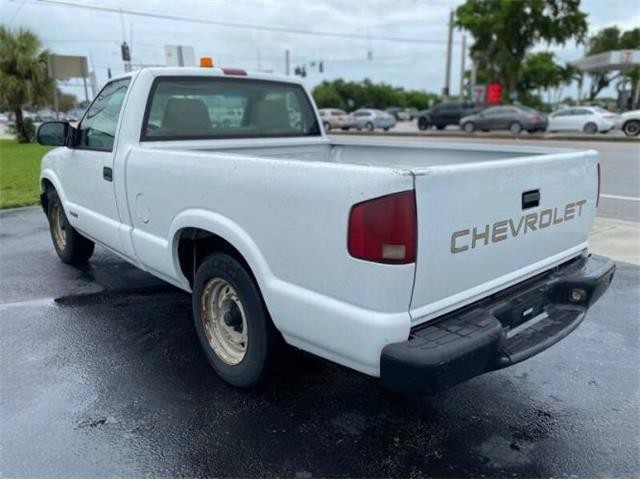 2000 Chevrolet S10 (CC-1424895) for sale in Cadillac, Michigan