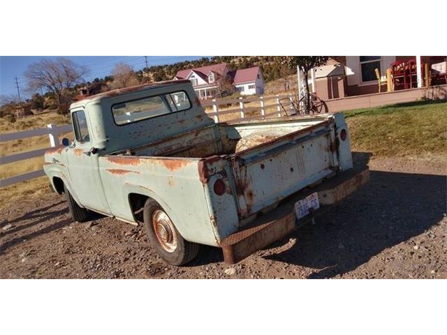 1959 Ford F100 (CC-1424904) for sale in Cadillac, Michigan
