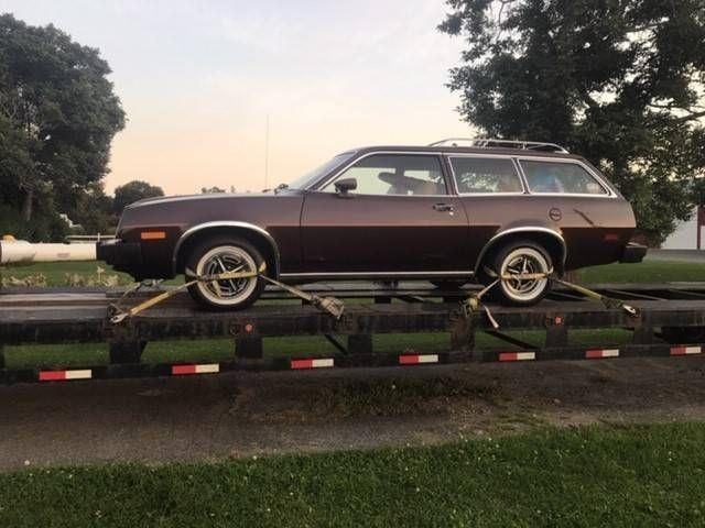 1979 Ford Pinto (CC-1424907) for sale in Cadillac, Michigan