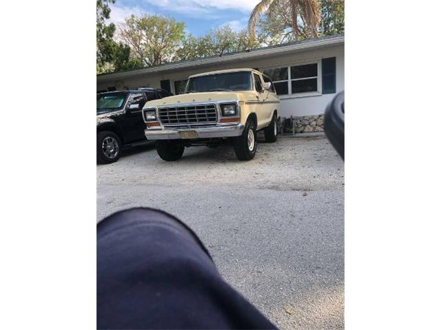 1979 Ford Bronco (CC-1424909) for sale in Cadillac, Michigan