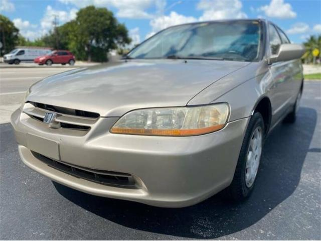 2000 Honda Accord (CC-1424912) for sale in Cadillac, Michigan