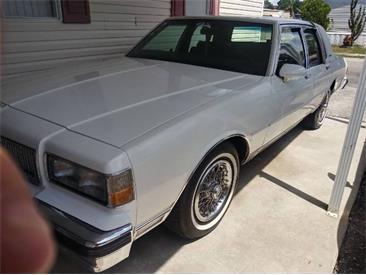 1989 Chevrolet Caprice (CC-1424913) for sale in Cadillac, Michigan